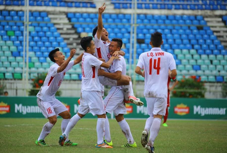 Thắng Indonesia 3-0, U18 Việt Nam rộng đường vào bán kết