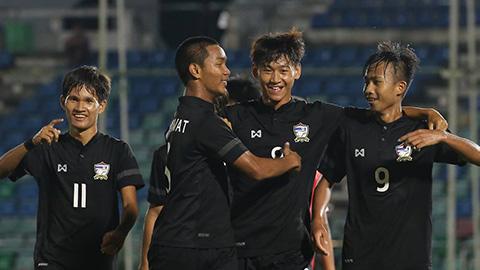 Thái Lan vô địch U18 Đông Nam Á 2017