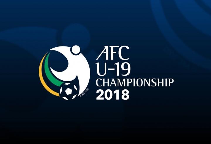 Lịch thi đấu bảng H- Vòng loại U19 châu Á 2018