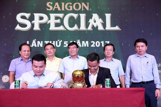 Giải bóng đá phong trào ngoại hạng – Cúp Bia Saigon Special lần thứ 5-2017: Hy vọng tiếp tục đặt dấu ấn