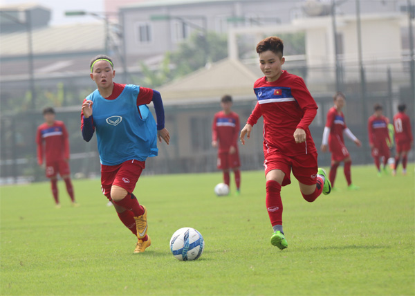 U19 nữ Việt Nam hoàn thành việc nâng cao thể lực sau tuần đầu tập trung