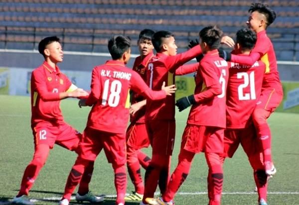 Thắng Mông Cổ 9-0, U16 Việt Nam hướng tới trận quyết định với Australia