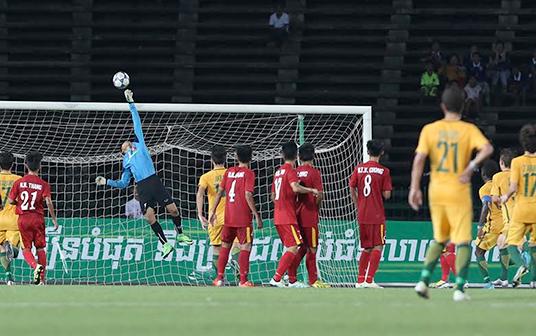 Thua Australia 1-3, U16 Việt Nam vẫn còn cơ hội vào VCK U16 châu Á 2018