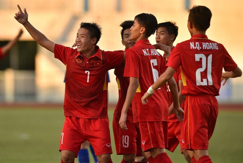 ĐT U16 Việt Nam chắc suất tham dự VCK U16 châu Á 2018