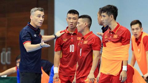 ĐT futsal Việt Nam có cữ dượt chất lượng trước thềm Giải vô địch Đông Nam Á 2017