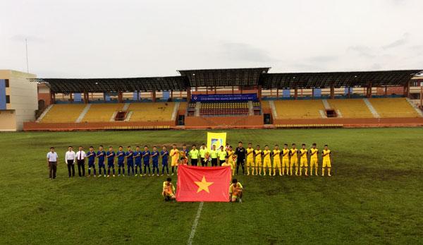 Khai mạc giải Bóng đá hạng Ba Quốc gia năm 2017