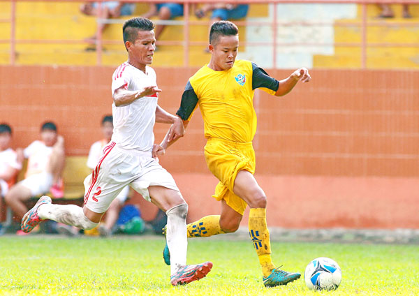 Kết quả lượt trận thứ 2 giải Bóng đá hạng Ba Quốc gia 2017, ngày 6/10: Nam Định và BRVT dẫn đầu hai bảng A và B