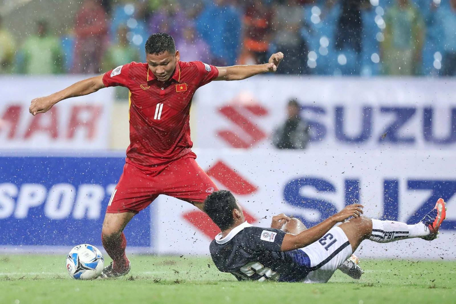 Thắng Campuchia 5-0, ĐT Việt Nam rộng đường vào VCK Asian Cup 2019