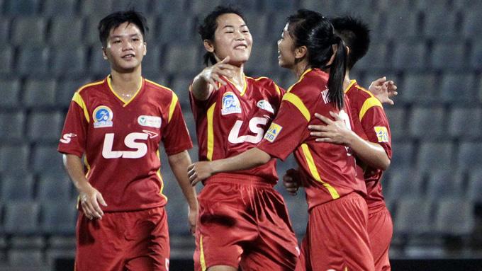 CLB nữ TP.HCM sẽ đá giao hữu với đội nữ Gyeongsangbuk-do