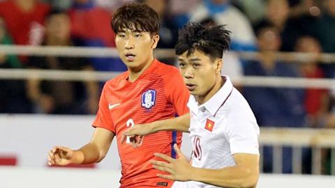 Việt Nam tái ngộ Hàn Quốc tại VCK U23 châu Á 2018