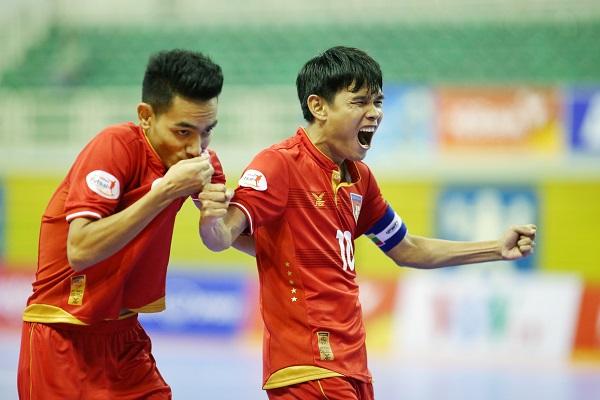 Giải futsal vô địch Đông Nam Á Cúp HDBank 2017: Indonesia bị loại, Myanmar giành vé vào bán kết