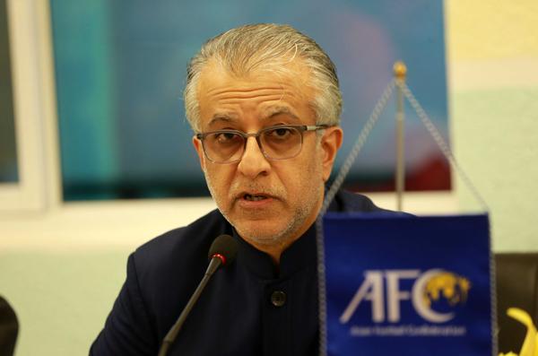 Chủ tịch AFC Shaikh S.B. Ebrahim Al Khalifa: