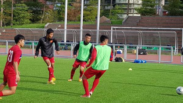 U19 Việt Nam chuẩn bị cho lượt trận thứ hai tại bảng H: Chiến thắng và hơn thế nữa