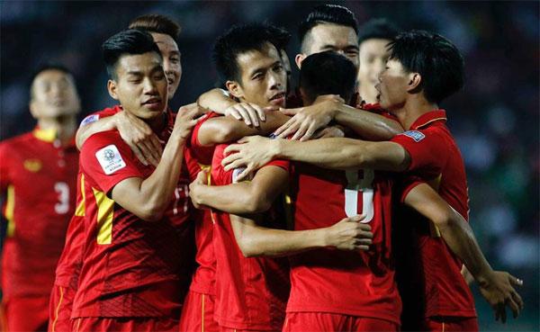 Danh sách ĐTQG tập trung đợt 5/2017 (thi đấu Vòng loại Asian Cup 2019)