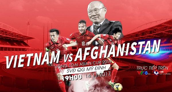 Việt Nam vs. Afghanistan: Ngày 11/11 bắt đầu bán vé trực tiếp tại quầy