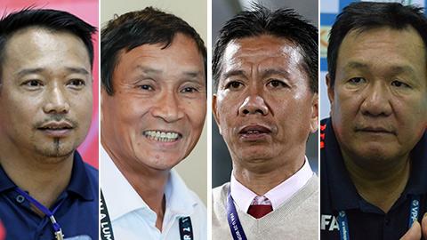 4 người thầy ấn tượng của bóng đá Việt Nam năm 2017