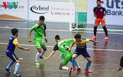 Giải Cúp Futsal quốc gia HDBank 2017: Sẵn sàng cho guồng quay mới