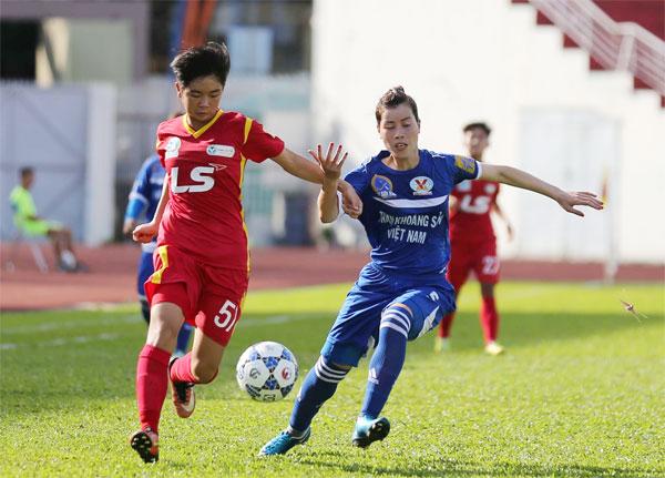 Lượt về giải BĐ nữ VĐQG - Cúp Thái Sơn Băc 2017 (27/11): TP.HCM I thiết lập kỷ lục đáng gờm