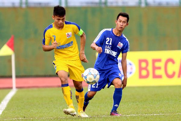 U21 Sông Lam Nghệ An giành tấm vé thứ 2 vào bán kết