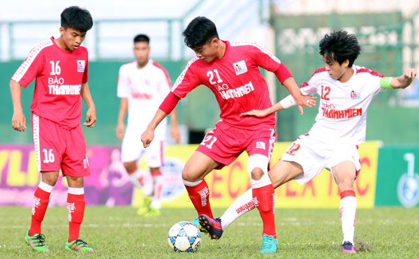Kết quả lượt trận thứ 3 VCK giải bóng đá U21 Quốc gia Báo Thanh Niên 2017, ngày 3/12: Viettel và HAGL vào bán kết