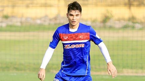 Tân binh U23 Việt Nam - Lê Văn Đại: Lấy bóng đá cứu rỗi cuộc sống