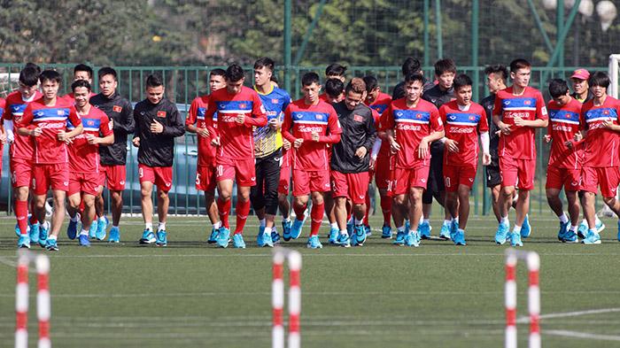 HLV Park Hang-seo công bố danh sách 27 cầu thủ dự M-150 Cup