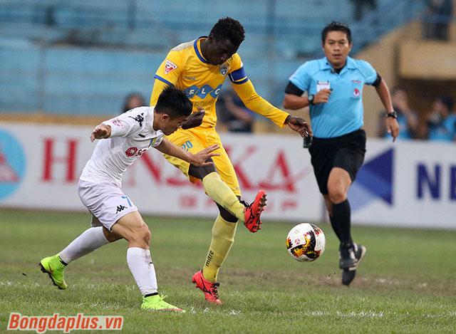 Sông Lam Nghệ An gặp ngay cựu vô địch ở AFC Cup 2018