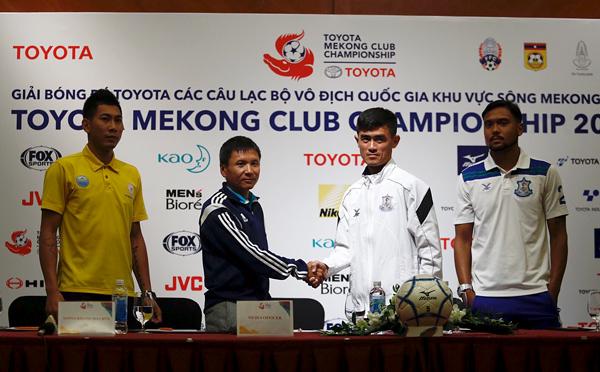Đại diện Campuchia tuyên bố hạ đẹp Sanna.KH ở Mekong Cup
