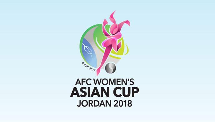 Lịch thi đấu vòng chung kết giải bóng đá nữ vô địch châu Á 2018