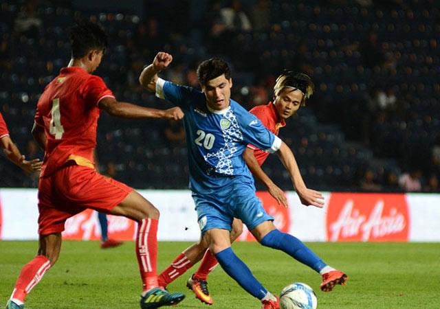Đối thủ chia điểm, U23 Việt Nam cầm chắc vé đi tiếp tại M-150 Cup 2017