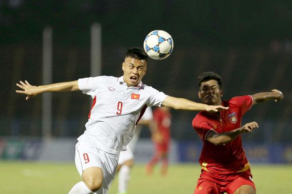 U19 Việt Nam giành được 1 điểm trong ngày ra quân tại giải U21 Quốc tế - Báo Thanh Niên 2017
