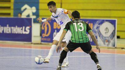 Khai mạc giải futsal LS Cup 2017: Thái Sơn Nam đại thắng