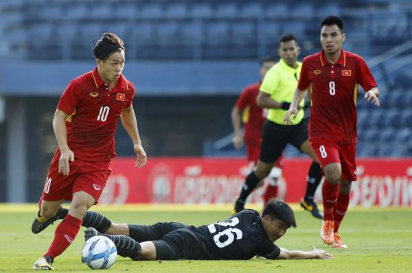 Thắng Thái Lan 2-1, U23 Việt Nam đoạt giải Ba M-150 Cup 2017