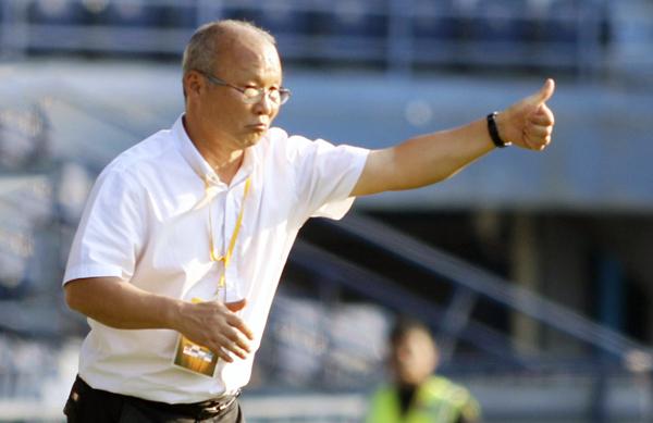 """HLV Park Hang-seo: """"U23 Việt Nam hôm nay chơi tốt, các cầu thủ đã nắm bắt được ý tưởng của BHL"""""""