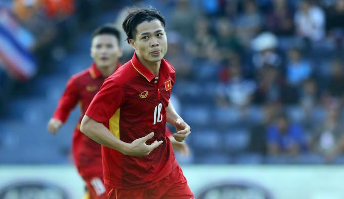 Công Phượng đồng giải Vua phá lưới với đội trưởng U23 Uzbekistan