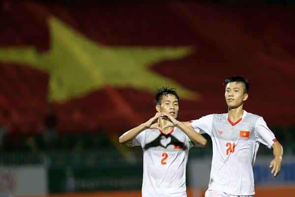U21 Quốc tế - Báo Thanh Niên: U21 Việt Nam đánh bại U21 Myanmar