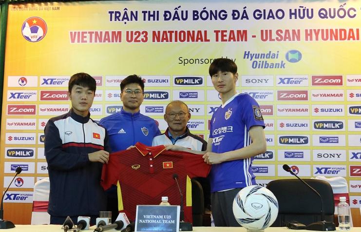 U23 Việt Nam vs Ulsal Hyundai FC: Một trận đấu, nhiều kỳ vọng