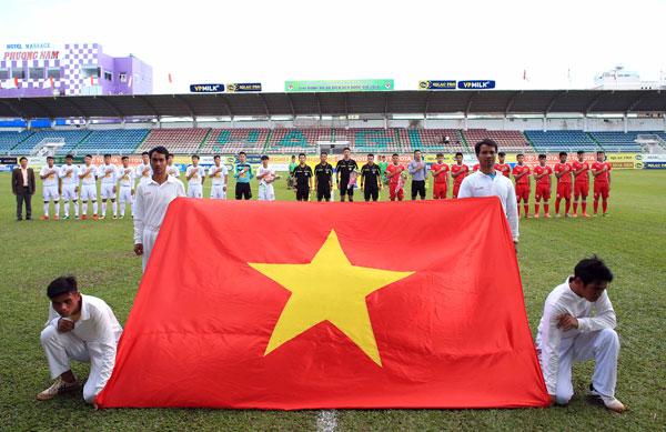 Khởi tranh vòng loại giải Bóng đá vô địch U19 Quốc gia 2018