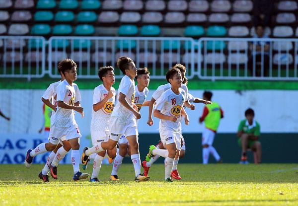 Kết quả lượt 2 vòng loại giải vô địch U19 Quốc gia 2018, ngày 10/1: Hoàng Anh Gia Lai vươn lên dẫn đầu