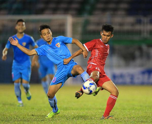 Kết quả lượt 3 vòng loại giải vô địch U19 Quốc gia 2018, ngày 13/1: Đương kim vô địch Hà Nội thắng trận thứ 3 liên tiếp