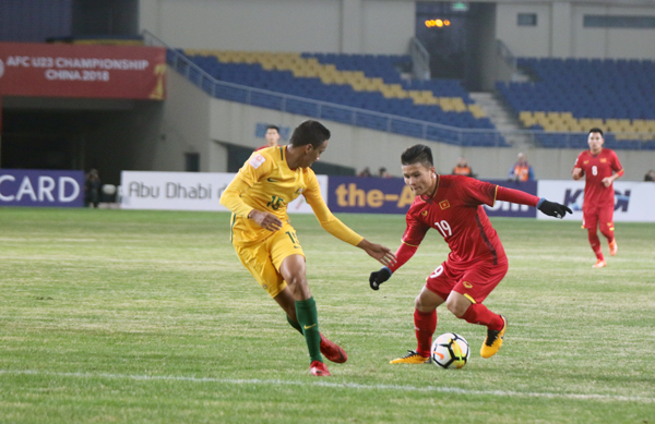 U23 Việt Nam 1-0 U23 Australia: Chiến thắng lịch sử