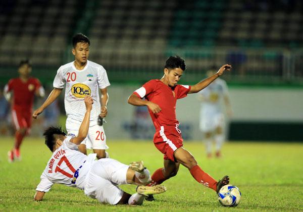 Kết quả lượt trận thứ 4 vòng loại giải vô địch U19 Quốc gia 2018, ngày 16/1: U19 PVF chưa nếm mùi chiến thắng