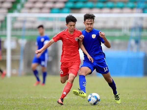 Kết thúc lượt đi giải vô địch U19 Quốc gia 2018, ngày 18/1: Các đội mạnh giữ vững ngôi đầu bảng