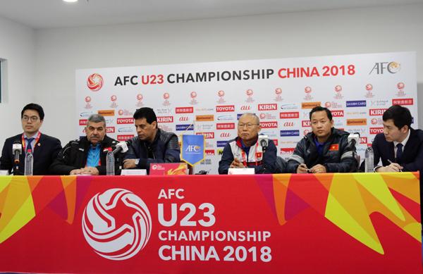 Cả U23 Việt Nam và U23 Iraq đều muốn giải quyết trận tứ kết trong 90 phút