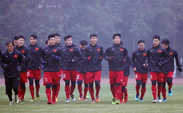 Nhận lời khen từ Thủ tướng, U23 Việt Nam quyết dốc sức đá trận tứ kết với U23 Iraq