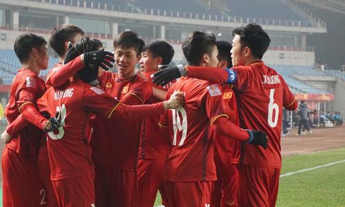 Bộ trưởng Nguyễn Ngọc Thiện gửi thư chúc mừng đội tuyển U23 Việt Nam