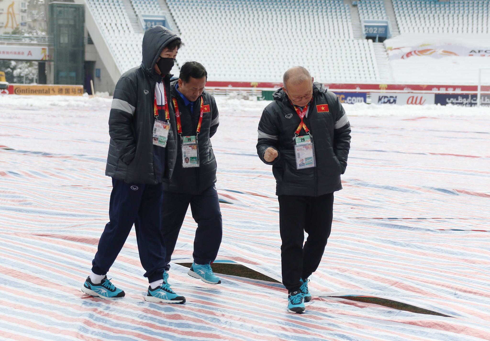 VCK U23 châu Á 2018: Chưa có thông tin chính thức về việc hoãn trận Chung kết