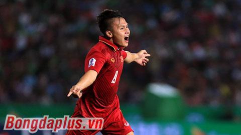 Siêu phẩm của Quang Hải đẹp nhất VCK U23 châu Á