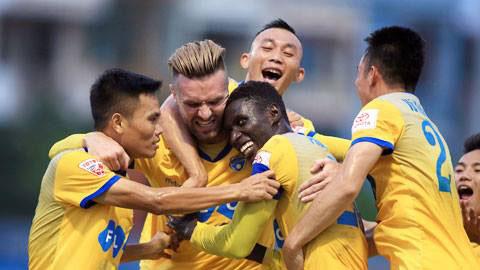 AFC Cup 2018: SLNA thắng thuyết phục, FLC Thanh Hóa khởi đầu thuận lợi