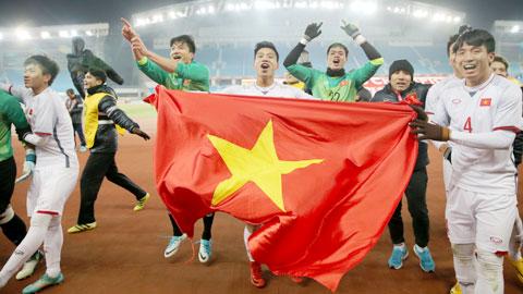 Bóng đá Việt Nam bận rộn trong năm Mậu Tuất